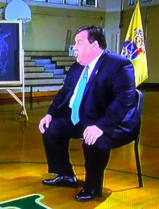 Q: Is Chris Christie feeling suicidal?