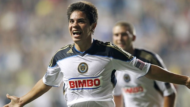 The Philadelphia Union Beat Everton On a Goal by a 17-Year-Old