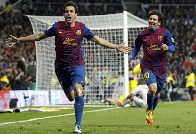 Here Are The Highlights From Barcelona's 3-1 Win In El Clasico