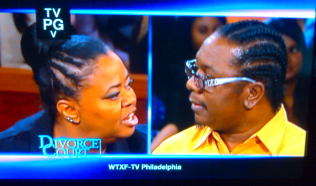 Divorce Court: Glenda vs. Eldridge Maurice Bell