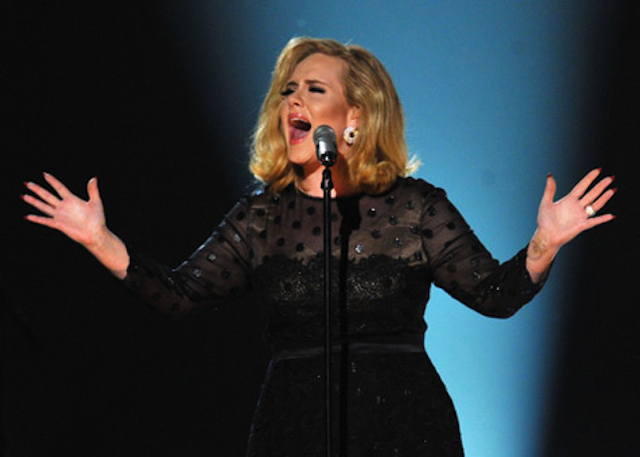 Sorry Gushing Adele Fans, But She Was The Second-Best Act At The Grammys
