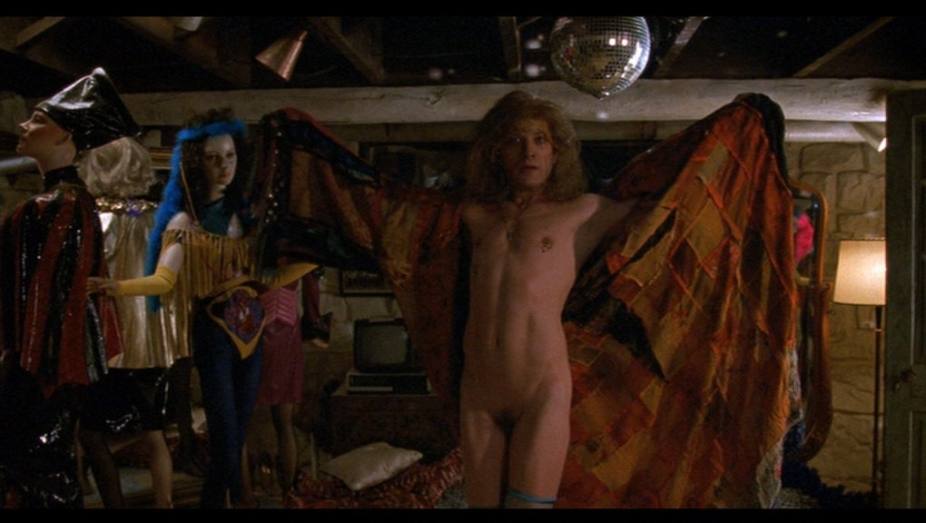 What Do You Mean You've Never Imagined Bettie Page Dancing To Goodbye Horses?