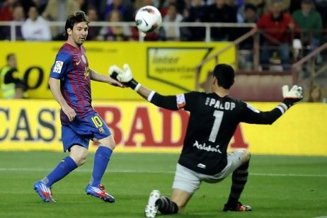 Another Weekend, Another Lionel Messi Highlight