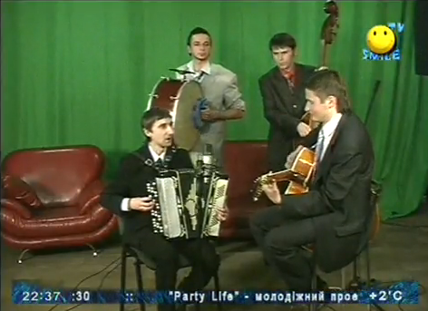 I Blame The Whole Coma Thing For Having Missed A Ukrainian Cover Of Katy Perry's Hot N Cold