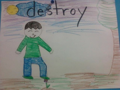 Kids Draw The Damnest Things
