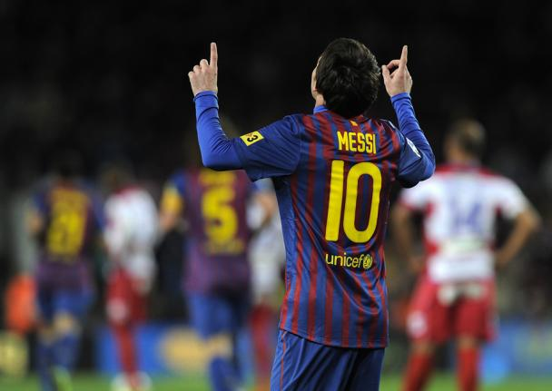 Have 14 Minutes To Spare? Watch Lionel Messi's 234 Goals