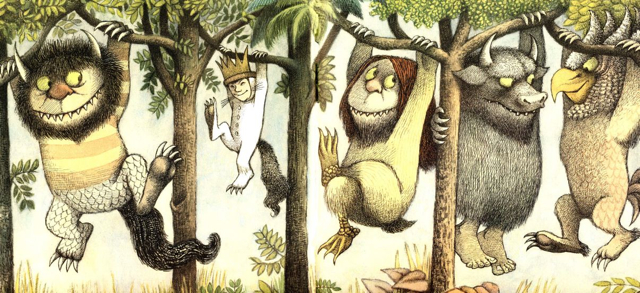 So, This Post Involves Christopher Walken Reading 'Where The Wild Things Are' Aloud