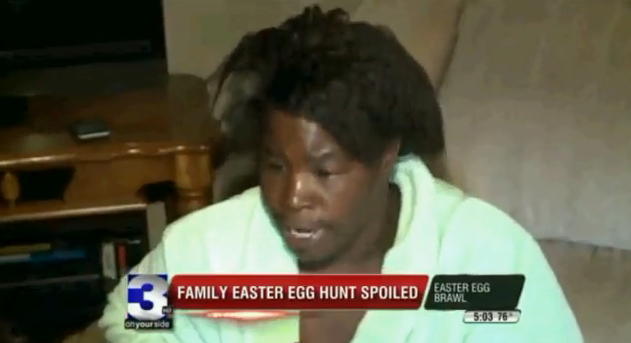 Easter Egg Hunt In Memphis Devolves Into Hammer Fight