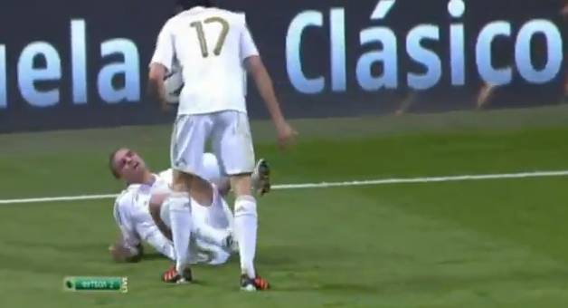 Pepe and his flop, as a symbol of Real Madrid&#8217;s looming collapse