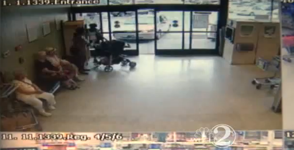 Watch Horrifying Video Of A Car Smashing Into A Florida Supermarket