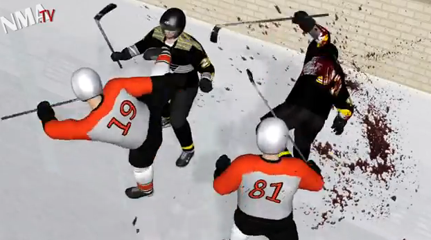 Oh Hell Yes, The Flyers Got The Taiwanese-Animation Treatment And It's Gory