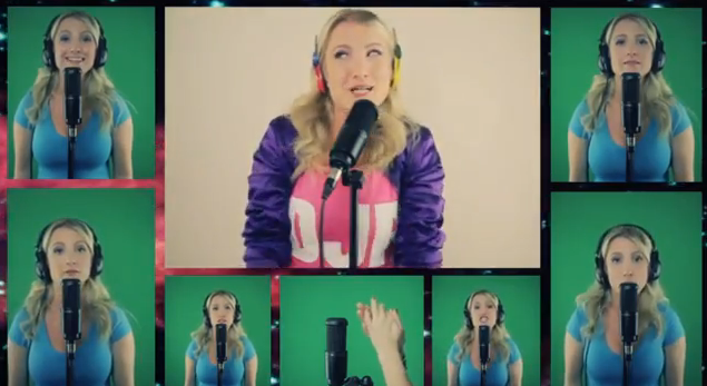 Someone Get High, Watch This Nicki Minaj Cover And Tell Me If It Freaked You Out