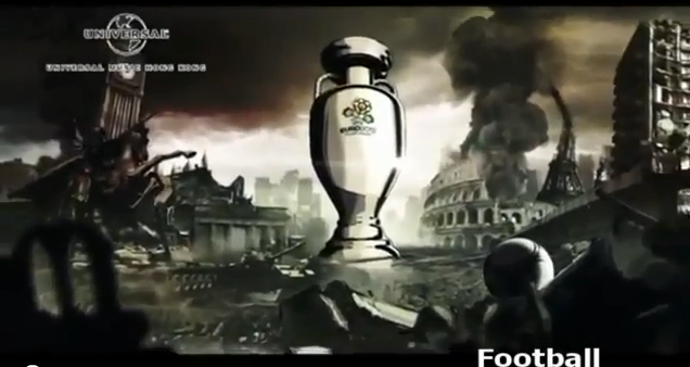 Ok, This Chinese Commercial For Euro 2012 Is Just Flat-Out Weird