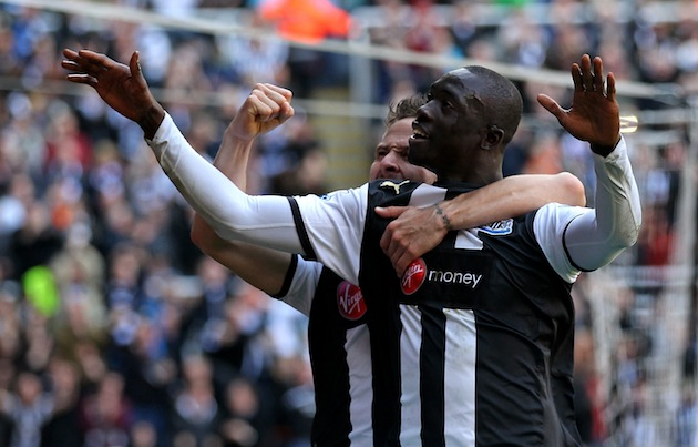 Sweet Jesus Did Pappis Cisse Score A Sweet Goal For Newcastle Today