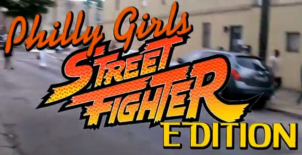 "This West ""Philly Girls Street Fighter Edition"" Video Was An Inevitability"
