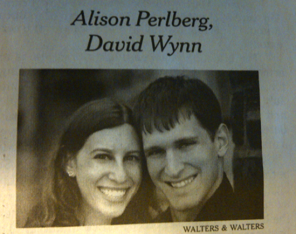 This Week In Alternate Captions For NY Times Vows Pictures…