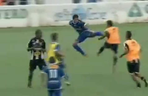 Here's Video Of A 12-Red-Card Brazilian Soccer Brawl