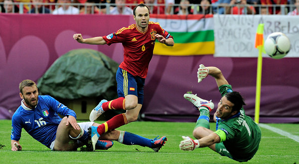 You Should Read This Story About Andres Iniesta