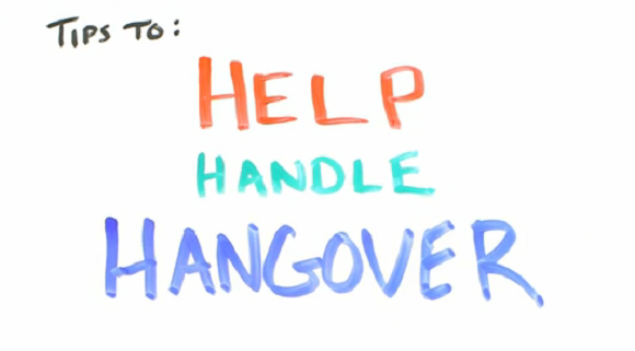 PSA: How To Beat A Hangover