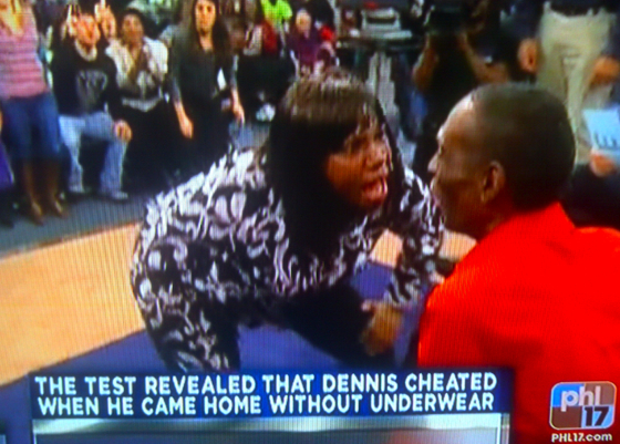 Here's the Most Compelling Image From Friday's Episode of Maury