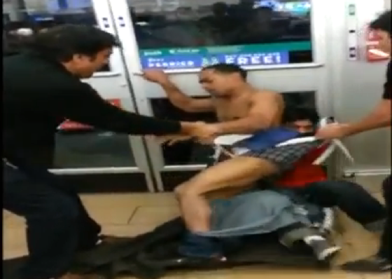 And Now, A Bizarre Shoplifting Arrest Involving An In-Store Stripping