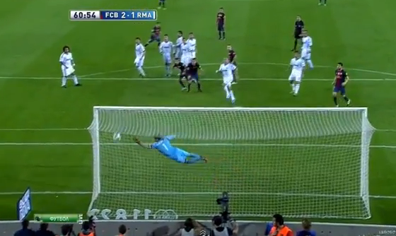 ICYMI: Lionel Messi Scored on a Ridiculously Superb Free Kick in El Clasico