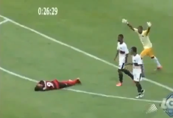 Watch A Brazilian Youth Soccer Match Turn Into A Kick-Brawl