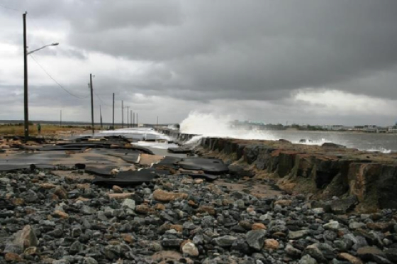 This Used To Be The Road Between Avalon And Sea Isle City, NJ [Photo]
