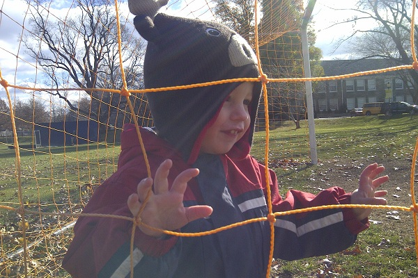 Louden On The Pitch, Thanksgiving Weekend &#8217;12