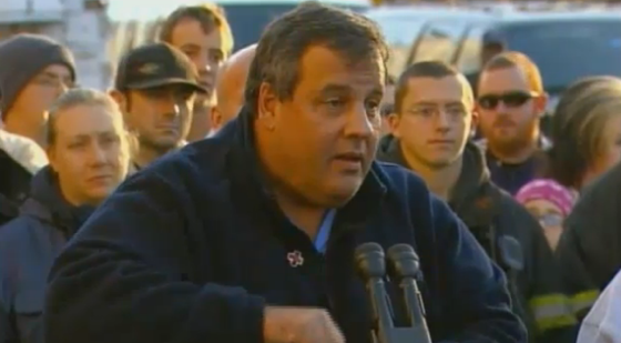 I'm Really, Really Happy That Gov. Christie Got To Meet His Hero