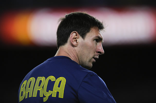 Watch The 91 Goals That Lionel Messi Scored In 2012
