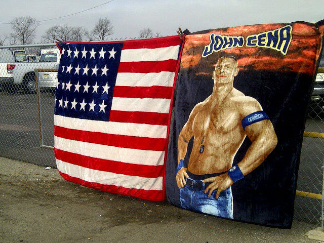 This Is The Most 'Merican Thing I Saw At The Berlin Mart Today