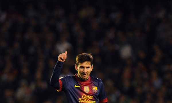 Watch The 86 Goals Lionel Messi Scored Between Jan. 1 – Dec. 9, 2012
