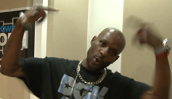 "Today In Words I'm So Amped To Type: ""Watch Two Versions Of DMX Singing Rudolph the Red-Nosed Reindeer"""