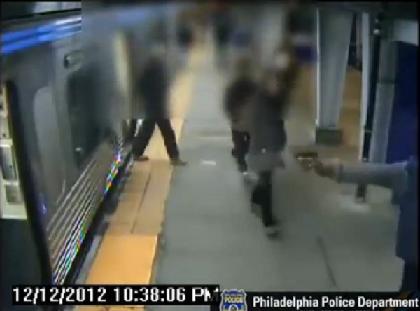 Here's Video Of A Sixers Fan Shooting Two Bulls Fans On A Subway In Philly