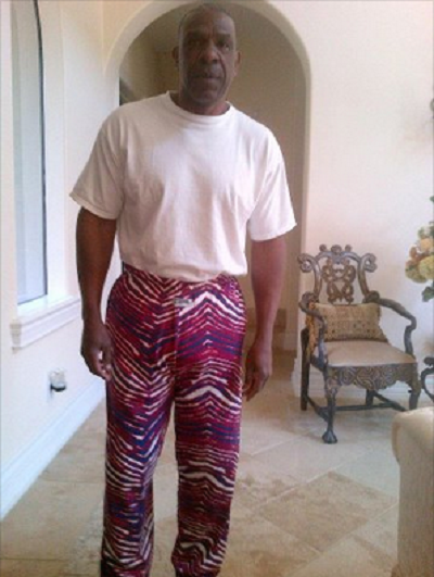 Picture Of Andre Dawson Rocking Zubaz? Picture Of Andre Dawson Rocking Zubaz.