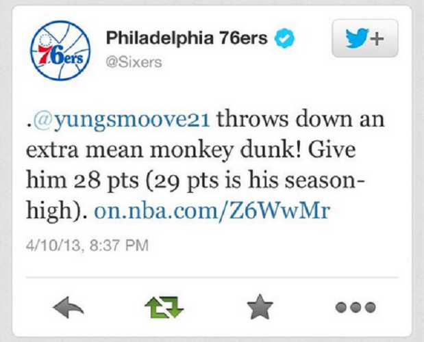 This Week In Sixers' Technological Failures…