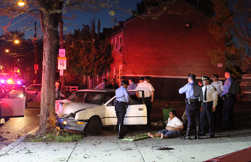 Here's My Favorite Philadelphia Crime-Scene Photo In Quite Some Time