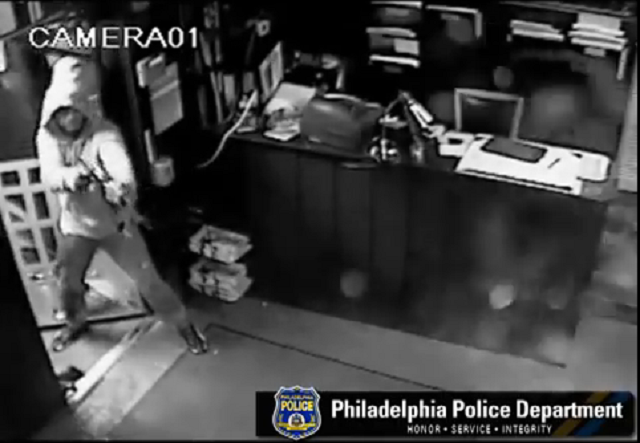 Here's Video Of A Guy Opening Fire In A Philadelphia Strip Club With An AK-47