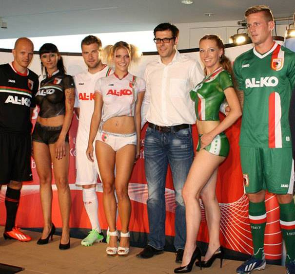 Bundesliga Side Had An Interesting Way To Unveil Their New Kits