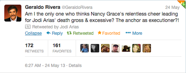 This Is The Best Tweet Ever About The Jodi Arias Case