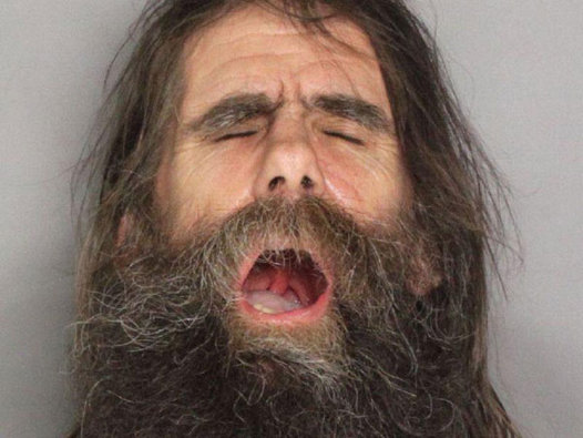 You Will Never Find A Better Mugshot Than Jeffrey Allen Jones' Mugshot So Stop Trying
