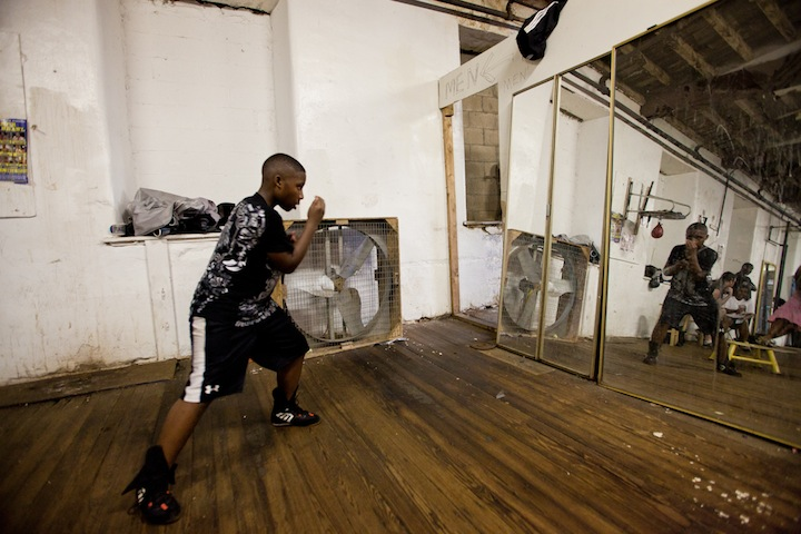 The Story Of A 13-Year-Old Philly Boxer Who Wants To Be Better Than Floyd Mayweather
