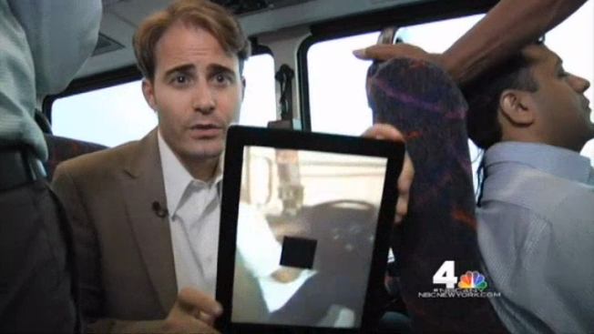 NBC Reporter In NYC Shows Random People Video Of A Masturbating Bus Driver