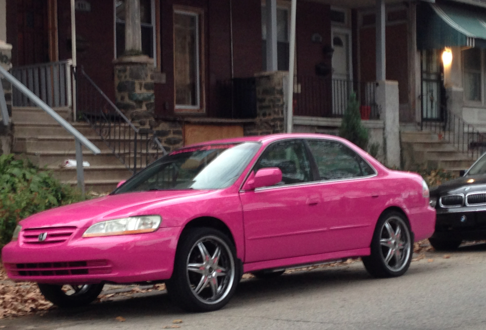This Car Does More To Promote Breast Cancer Awareness Than The Komen Foundation And NFL Combined