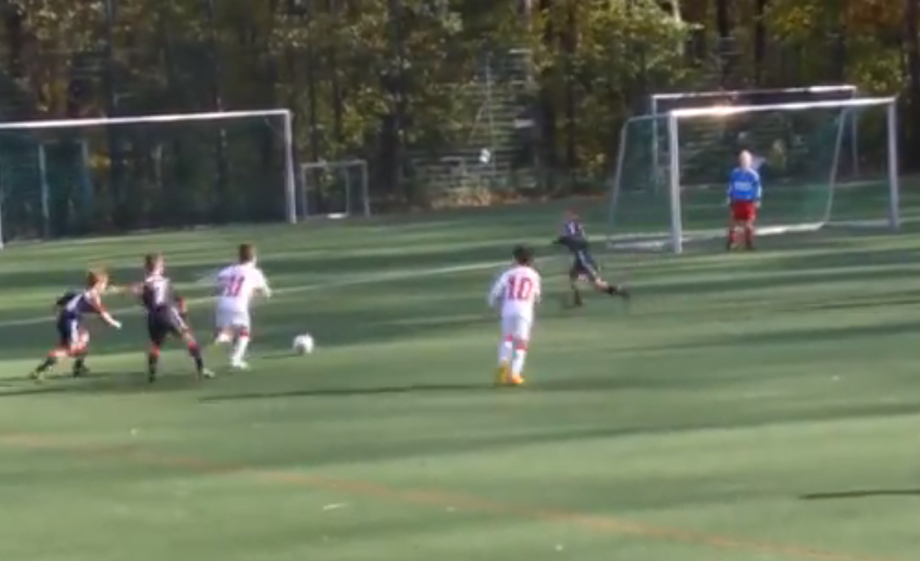Check Out This Golazo By A 9-Year-Old German Kid