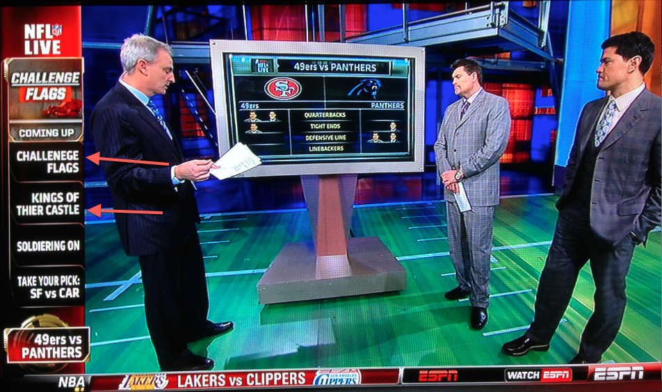 ESPN's NFL Live Has Apparently Just Given Up On Spell Checking