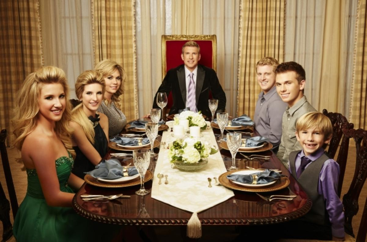 Watch A Couple Clips From My New Favorite Junk-Food TV Show: Chrisley Knows Best