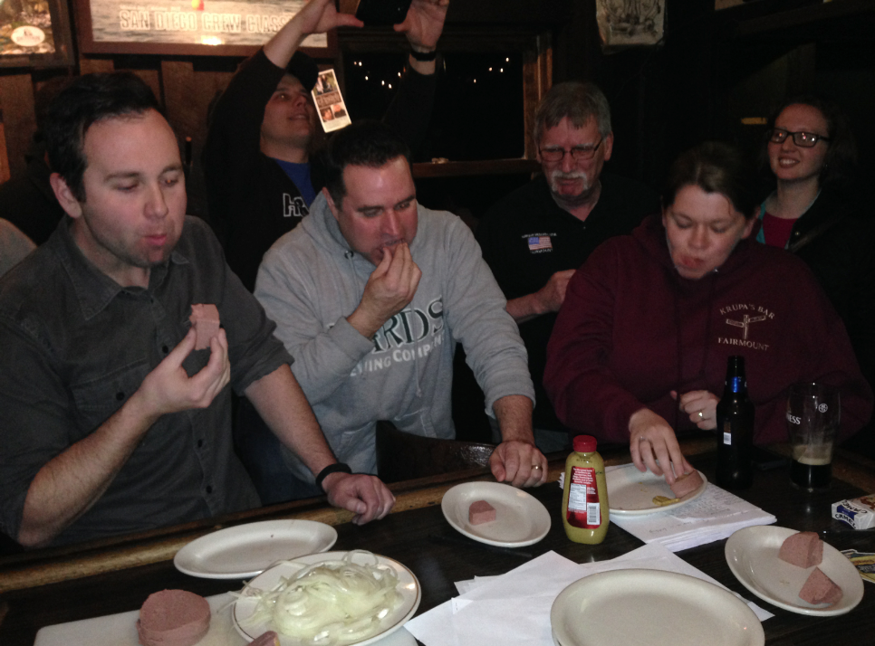A Report From April Fool's Night Quizzo At Billy Murphy's Irish Saloonery