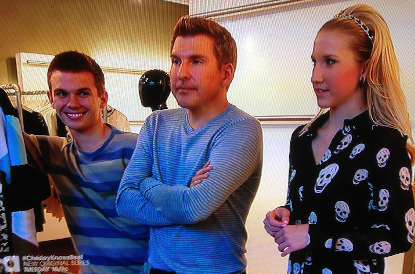 Chrisley Knows Best: Big Apple Blowup